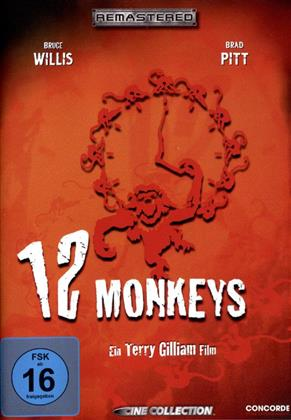 12 Monkeys (1995) (Remastered)