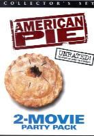 American Pie / American Pie 2 (Collector's Edition, Unrated, 2 DVDs)