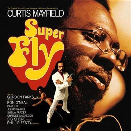 Curtis Mayfield - Superfly (2 LPs + CD)