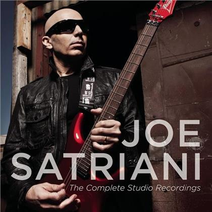 Joe Satriani - Complete Albums Collection (15 CDs)