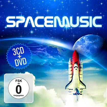 Space Music (2 CDs + DVD)