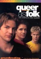 Queer as folk - Season 1 (Collector's Edition, 6 DVDs)