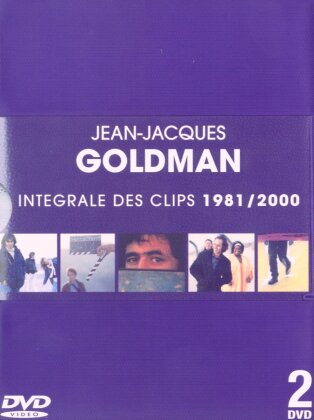 Jean-Jacques Goldman - Integrale des clips 1981 - 2000 (2 DVDs)