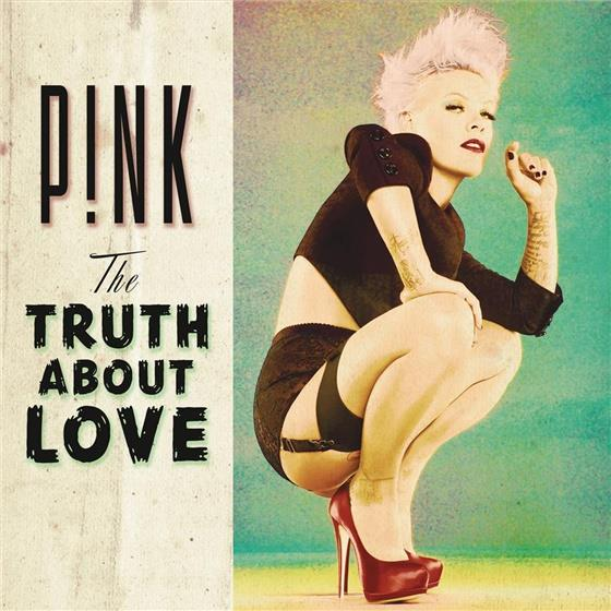 Pink - Truth About Love (2014 Version, 2 LPs + CD)