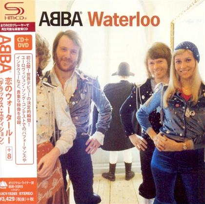 ABBA - Waterloo (Deluxe Edition, CD + DVD)