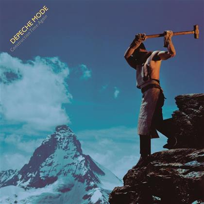 Depeche Mode - Construction Time Again - Music On Vinyl (LP)