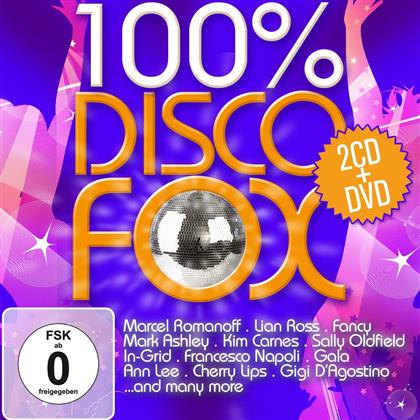 100 Disco Fox (2 CDs + DVD)