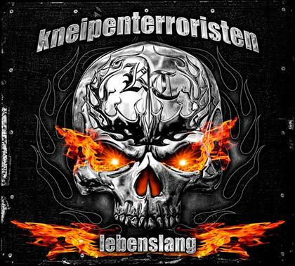 Kneipenterroristen - Lebenslang (Limited Edition, LP)