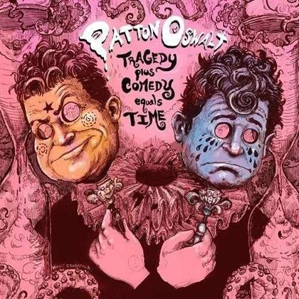 Patton Oswalt - Tragedy Plus Comedy Equals Time (CD + DVD)