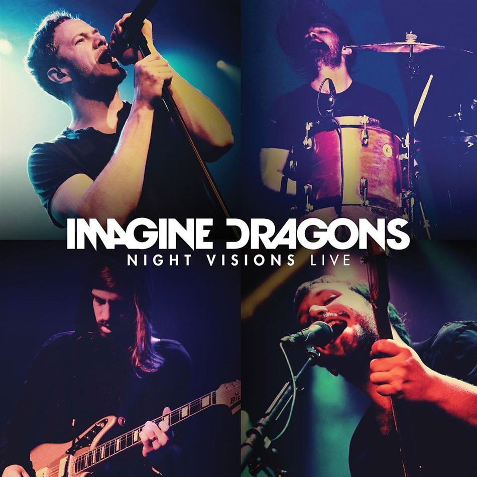 Imagine Dragons - Night Visions Live (CD + DVD)