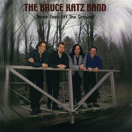 Bruce Katz - Three Feet Off The Ground (SACD)
