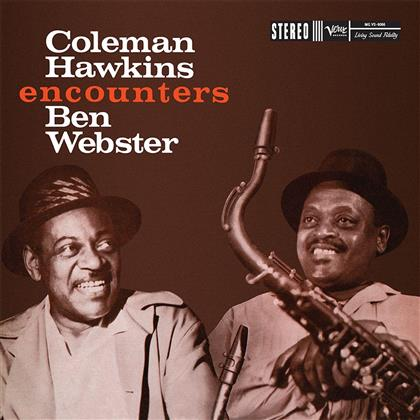 Coleman Hawkins - Encounters Ben Webster (Hybrid SACD)