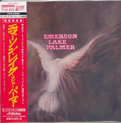 Emerson, Lake & Palmer - --- - Papersleeve Platinum (Remastered)