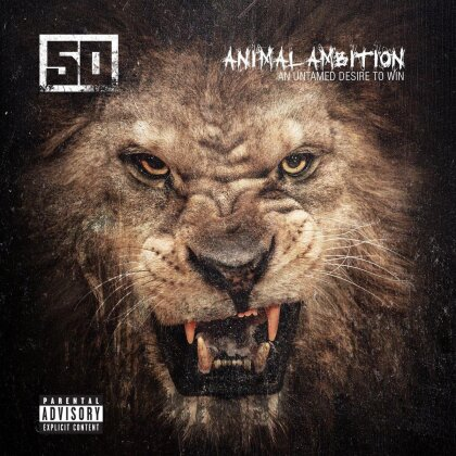 50 Cent - Animal Ambition (Limited Edition, CD + DVD)