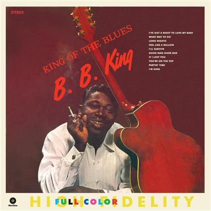 B.B. King - King Of The Blues (LP + Digital Copy)