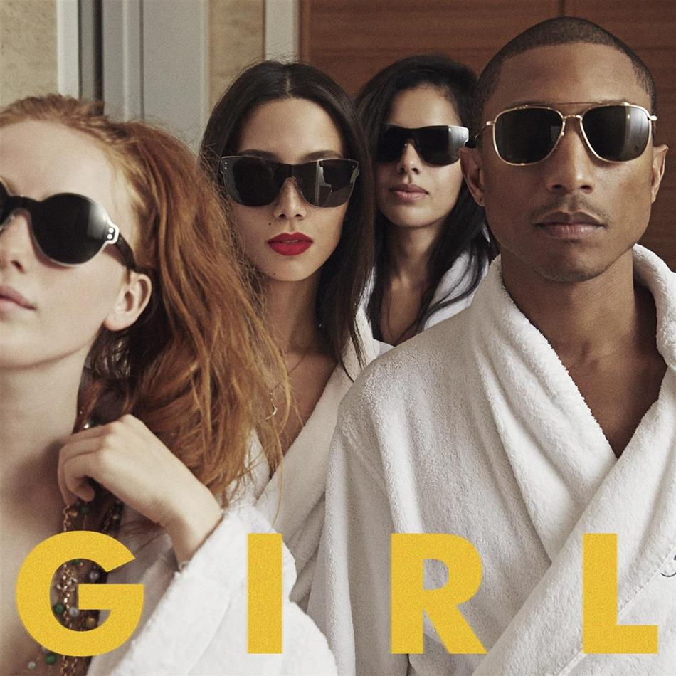 Pharrell Williams (N.E.R.D.) - GIRL (LP)