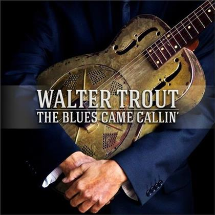Walter Trout - Blues Came Callin' (Limited Edition, CD + DVD)
