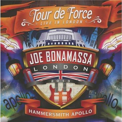 Joe Bonamassa - Tour De Force - Hammersmith Apollo (2 CDs)