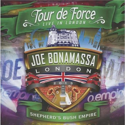 Joe Bonamassa - Tour De Force - Shepherd's Bush Empire (2 CDs)