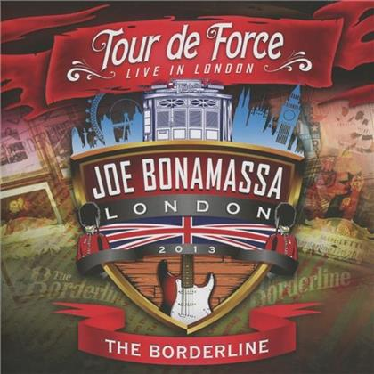 Joe Bonamassa - Tour De Force - Borderline (2 CDs)