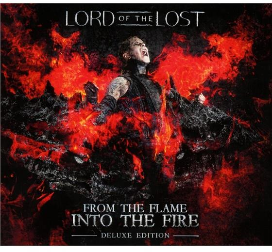 Lord Of The Lost - From The Flame Into The Fire (Deluxe Edition, 2 CDs)