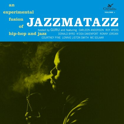 Jazzmatazz (Guru From Gang Starr) - Jazzmatazz 1 - Music On Vinyl (LP)