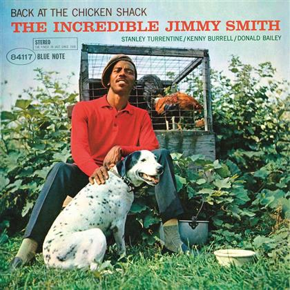Jimmy Smith - Back At The Chicken Shack - Back To Blue (LP + Digital Copy)