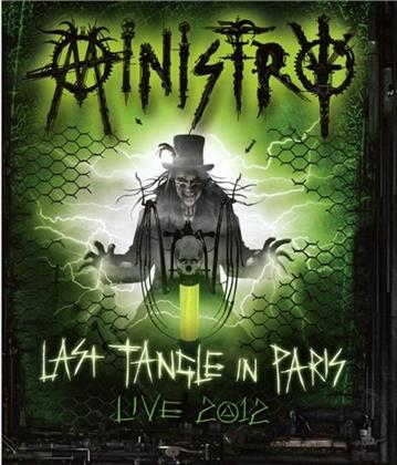 Ministry - Last Tangle In Paris - Live 2012 Defibrila Tour (Super Deluxe Edition, 2 CDs + Blu-ray)