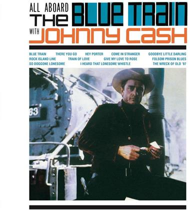 Johnny Cash - All Aboard The Blue Train - DOL (LP)