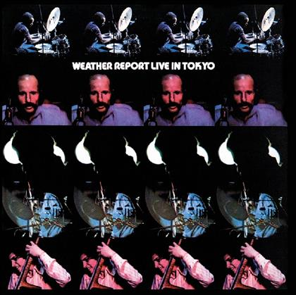 Weather Report - Live In Tokyo - Music On CD (Remastered, 2 CDs)