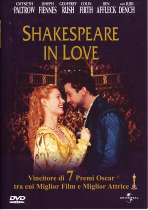 Shakespeare in love (1998) (Collector's Edition)