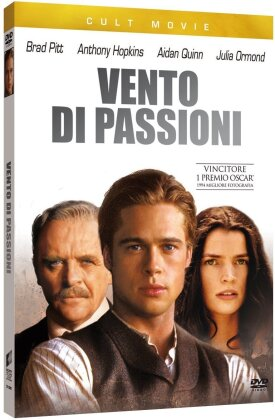 Vento di passioni (1994) (Collector's Edition)