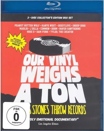 Stones Throw Records Presents - Our Vinyl Weighs A Ton (CD + Blu-ray)