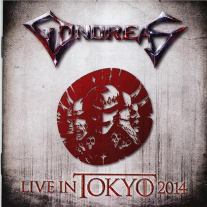 Gonoreas - Live In Tokyo (CD + DVD)