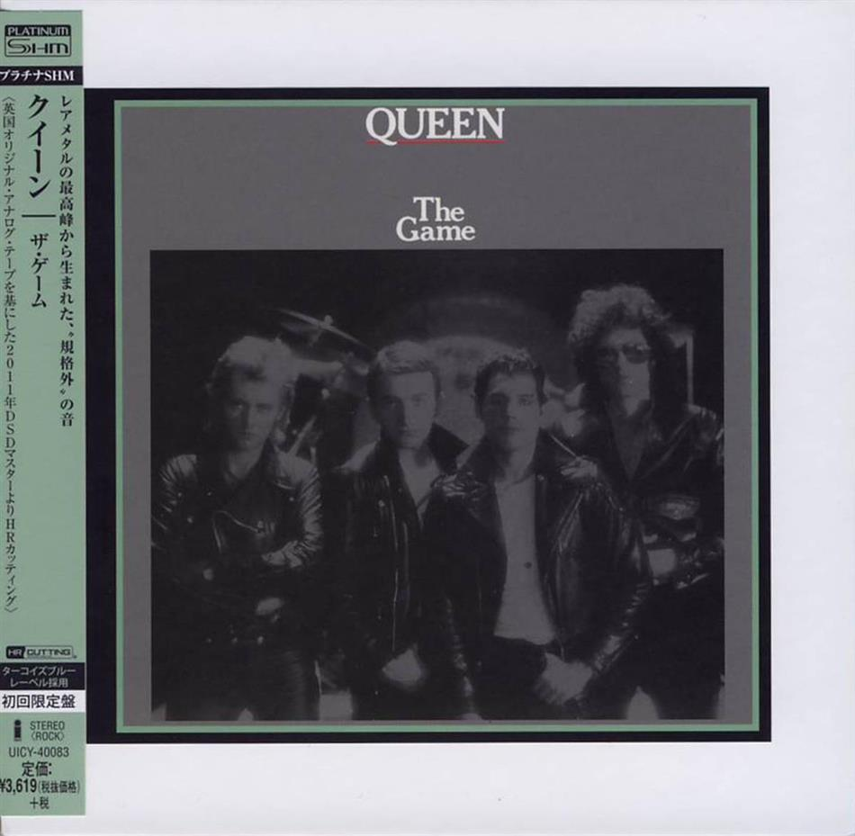 Queen - Game (Papersleeve Platinum Edition)