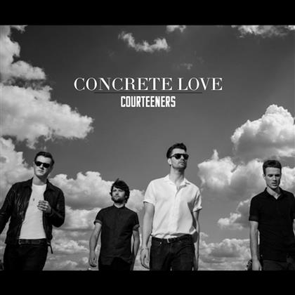The Courteeners - Concrete Love (Deluxe Edition, CD + DVD)