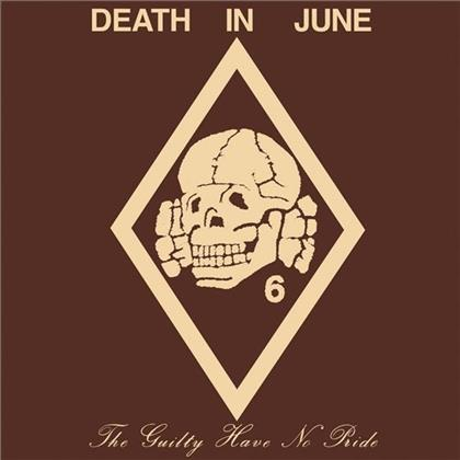 Death In June - Guilty Have No Pride (Limited Edition, LP)