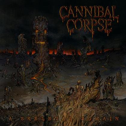 Cannibal Corpse - Skeletal Domain - Picture Disc (LP)