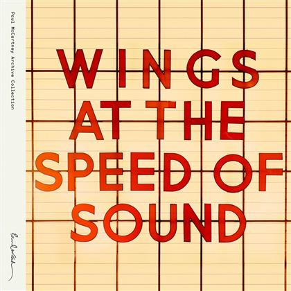 The Wings & Paul McCartney - At The Speed Of Sound (Deluxe Edition)