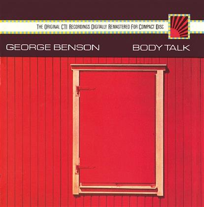 George Benson - Body Talk - Music On CD (Remastered)