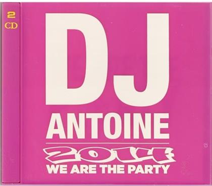 DJ Antoine - 2014 (We Are The Party) (2 CDs)