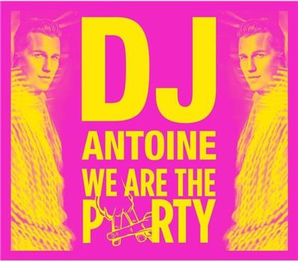 DJ Antoine - 2014 (We Are The Party) - Deluxe Box (3 CDs)