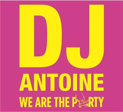 DJ Antoine - 2014 (We Are The Party) (Limited Edition, 3 CDs)