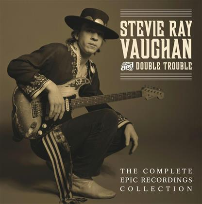Stevie Ray Vaughan - Complete Epic Recordings (12 CDs)