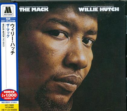 Willie Hutch - Mack (Ost) - OST (CD)
