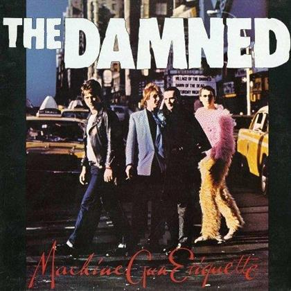 The Damned - Machine Gun Etiquette (Limited Edition, LP)