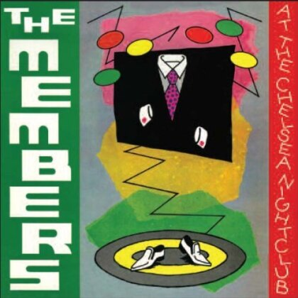 Members - At The Chelsea Nightclub (Limited Edition, LP)