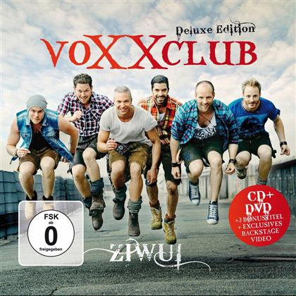 Voxxclub - Ziwui (Deluxe Edition, CD + DVD)