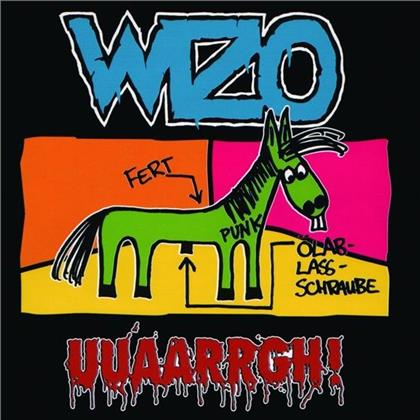 Wizo - Uuaarrgh! (Limited Edition, 2 LPs)