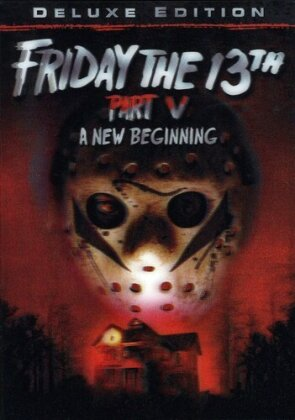 Friday the 13th - Part 5: A New Beginning (1985) (Deluxe Edition)